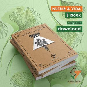 Meu livro – Nutrir a vida